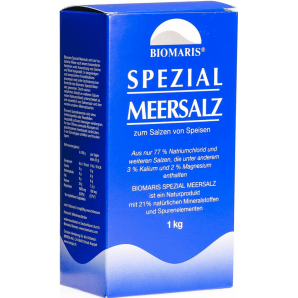 MORGA BIOMARIS Special Sea Salt (1kg)
