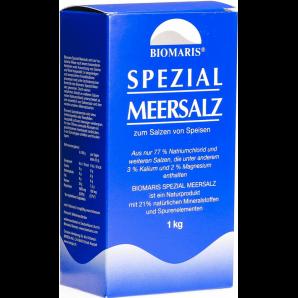 MORGA BIOMARIS Spezial Meersalz (1kg)