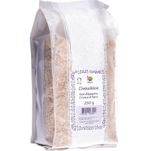 MORGA Dinkelkleie Bio (250 g)