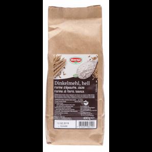 MORGA Farine d'épeautre légère (400 g)