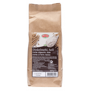 MORGA light spelled flour (400 g)