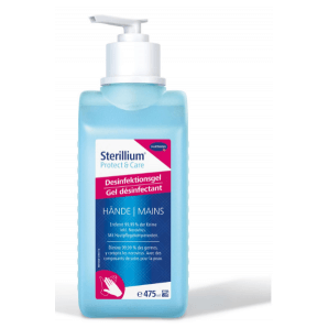 Sterillium Protect & Care hands desinfection gel (475ml)