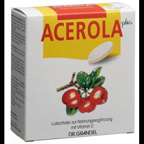 MORGA DR GRANDEL Acerola Plus Pastil Vit C (32pcs)