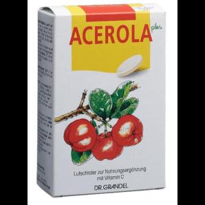 MORGA DR GRANDEL Acerola Plus Pastil Vit C (60pcs)