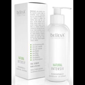 Believa Natural Intensive Reinigungsmilch (250 ml)