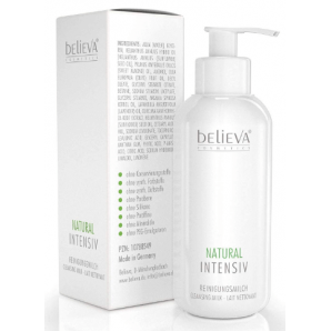 Believa Natural Intensive Reinigungsmilch (250 ml)