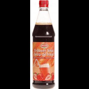 MORGA strawberry syrup (7.5 dl)