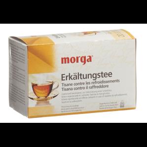 MORGA Erkältungstee Btl (20 Stk)