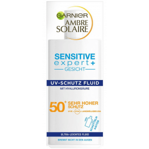 GARNIER AMBRE SOLAIRE Sens Expert UV Fluid SPF50 (40ml)
