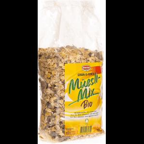 MORGA GRANOFORCE Muesli Mix Without Sugar Organic Bud (750g)