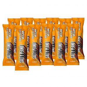 Barebells barre protéinées aux arachides salées vegan (12 x 55g)