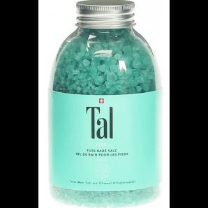 Tal Med Fuss Bade Salz (380g)