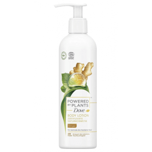 Dove Powered by Plants Body Lotion Ginger (250ml)