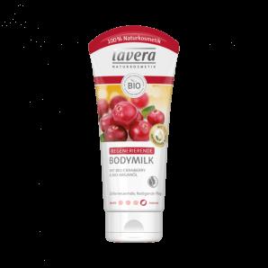Lavera - Regenerierende Bodymilk Cranberry & Arganöl (200ml)