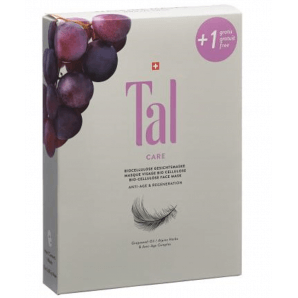 Tal Care Face Mask Btl (6x20ml)