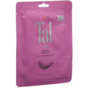 Tal Care hand mask anti-age & regeneration (1 pc)