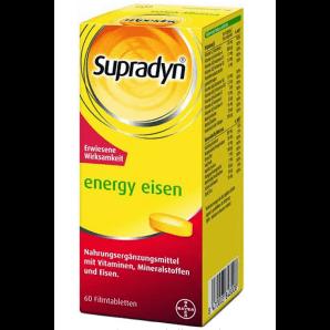 Supradyn Energy Eisen Filmtabletten (60 Stk)