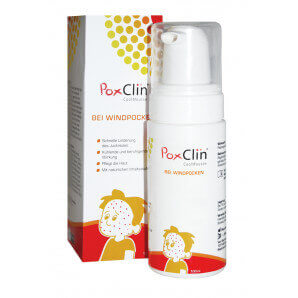 Poxclin Cool Mousse (100ml)