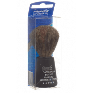 Wilkinson pure badger shaving brush (1 piece)