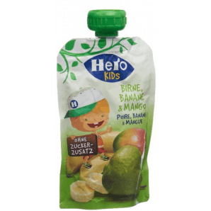 Hero Kids Smoothie Birne Banane Mango (120g)