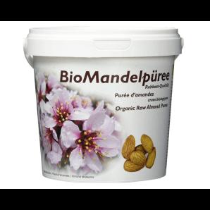 soyana de la purée d'amande biologique de en qualité crue (1kg)