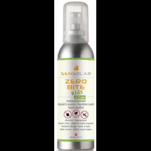 SENSOLAR Zero Bite Kids la Protection anti Moustiques et Tiques (75 ml)