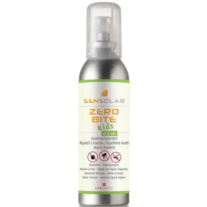 SENSOLAR Zero Bite Kids Mosquito & Tick Protection (75ml)
