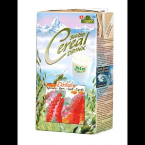 soyana Swiss Cereal Drink organic spelled (1lt)