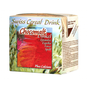 soyana Swiss Cereal Drink Dinkel Chocomalt Bio (500ml)