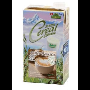 soyana Swiss Cereal Drink oats gluten-free BARISTA (1lt)