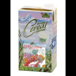 soyana Swiss Cereal Drink oats gluten-free CREAMY, not sweet (1lt)