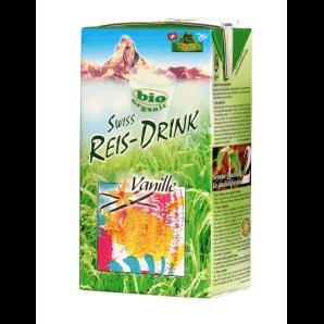 soyana Swiss Rice Drink Vanilla (1lt)