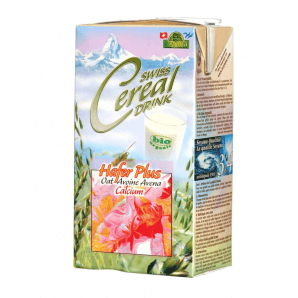 soyana Swiss Cereal Drink Hafer Plus Calcium Bio glutenfrei (1lt)