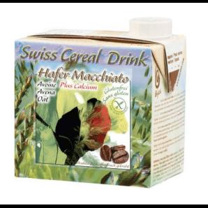 soyana Swiss cereal drink oat macchiato plus calcium organic (500ml)