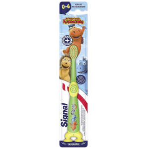 Signal Kids Toothbrush From 0-6 Years (1 piece)