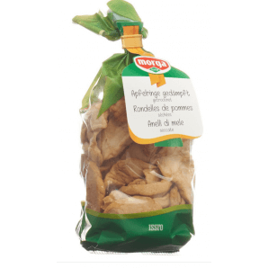morga ISSRO Apple Rings Steamed And Sulphured (100g)