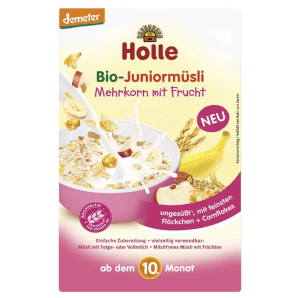 Holle Organic Junior Muesli with Fruit (250g)