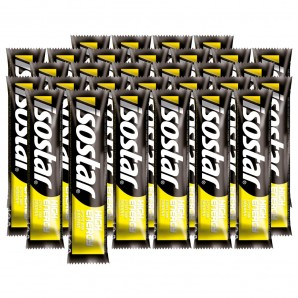 isostar Energy Sports Bar Banana (30 x 40g)