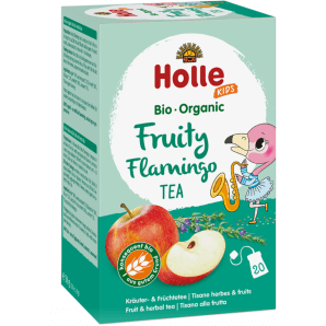 Holle Bio Fruity Flamingo Kinder Tea (20 Stk)