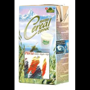 soyana Swiss Cereal Drink Hirse glutenfrei Bio (1lt)