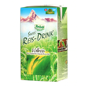 soyana Swiss Reis-Drink Vollreis Bio (1lt)