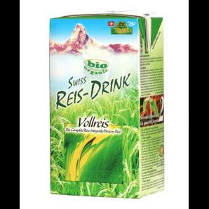 soyana Swiss rice drink organic whole rice (1lt)