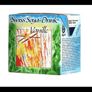 soyana Swiss Soy Drink Vanilla Organic (500ml)