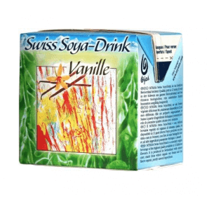 soyana Swiss Soya-Drink Vanille Bio (500ml)