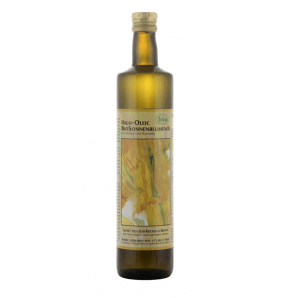 soyana high oleic sunflower oil organic (750ml)