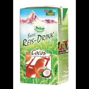 soyana Swiss rice drink Cocos Bio (1lt)