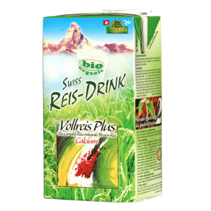 soyana Swiss Reis-Drink Vollreis Plus Calcium Bio (1lt)