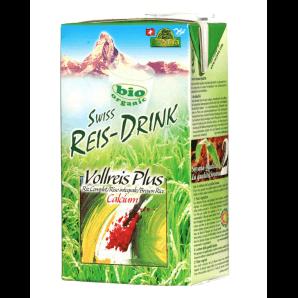 soyana Swiss Rice Drink Whole Rice Plus Calcium Organic (1lt)