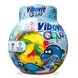 Vibovit aqua fruit gums (50 pieces)