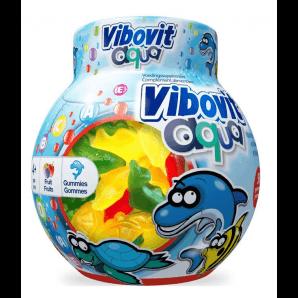Vibovit Aqua fruits aux Gommes (50 pièces)